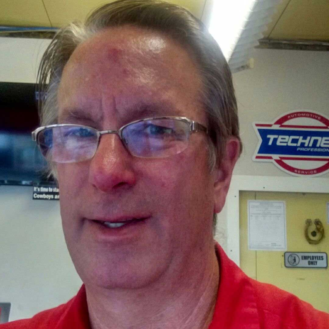 Joe Borgstrom- Manager- Heights Car Care, Billings, MT