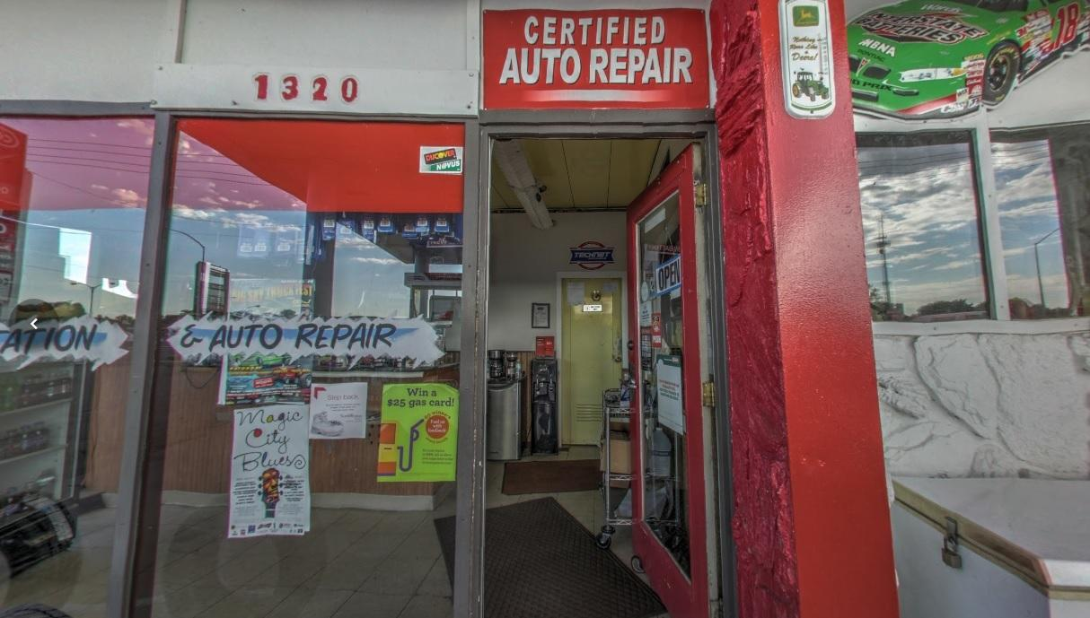 Auto Repair Shop - Office Area- Billings, MT