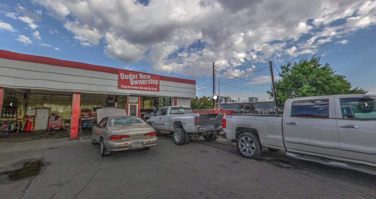 Car Service Area - Exterior - Billings MT