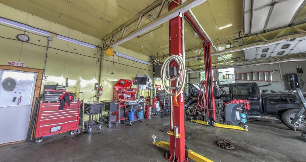 Car Service Interior Area - Billings, MT