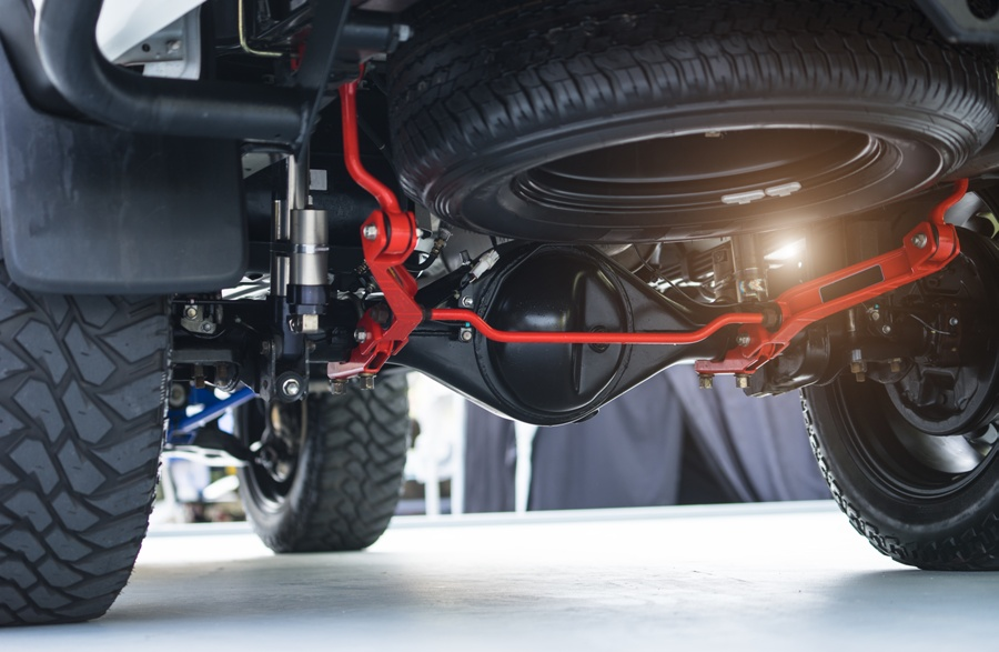 when should car shocks be replaced